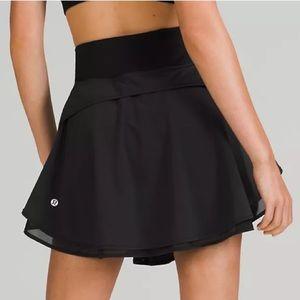 Lululemon Flutter Hem HR Tennis Skirt